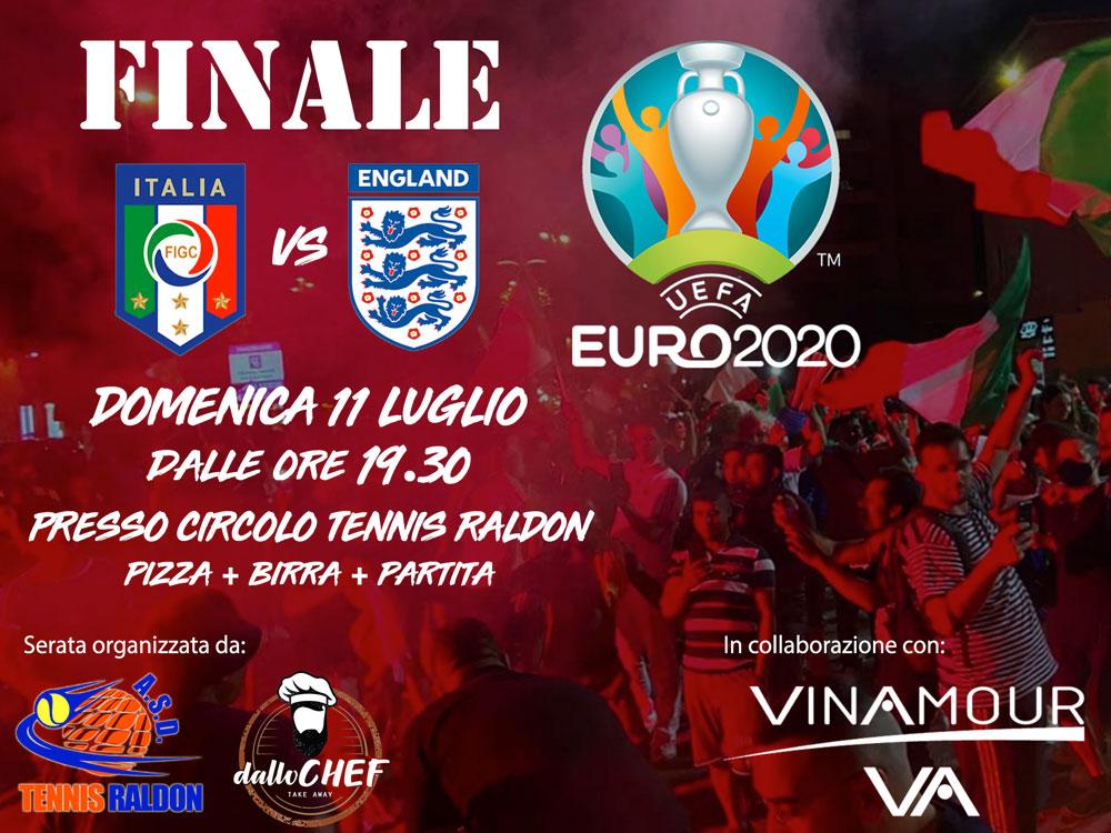 Finale Europei 2020