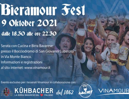 Vinamour presenta: Bieramour Fest