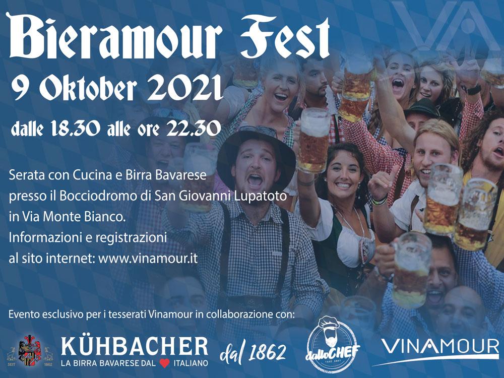 Bieramour Fest evento Vinamour